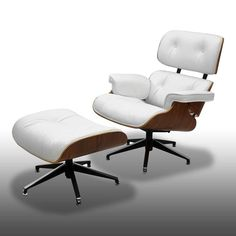 Lounge Chair and Ottoman - Charles Eames - Herman Miller