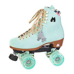 Riedell Moxi Lolly Floss Womens Outdoor Roller Skates 2016,