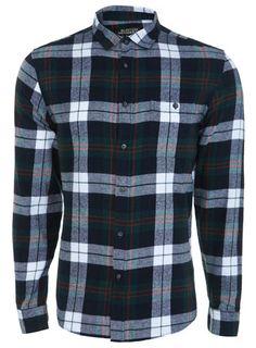 Men's flannel shirt from Burton £20.00