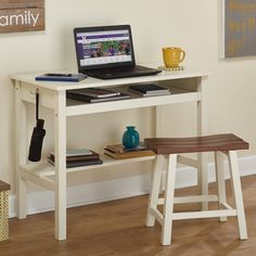 Simple Living Madison Study Desk Set