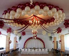 8 Amazing Ways to Include Balloons Ballon Decorations, Quince Decorations, Quinceanera Decorations, Birthday Party Decorations, Wedding Decorations, Birthday Parties, Balloon Columns, Balloon Arch, Decoration Evenementielle
