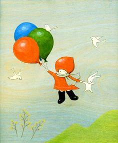 Simply Hue: Artist ~ Naoko from Naokos Stoop