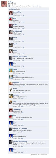Disney Meets Facebook: Game Playing. GO SORA!! Can't wait for the new Kingdom Hearts to come out!!!!(≧∇≦)