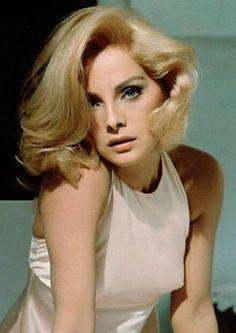 Virna Lisi, 1960's style.