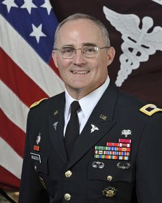 COL Anthony L. McQueen, Commander, Blanchfield Army Community Hospital, June 15, 2017.