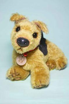 "buster puppy ""Benji"" by Wayne Lim"