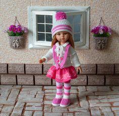 """""""Весенняя коллекция"""" одежды для кукол Паола Рейна / Одежда и обувь для кукол - своими руками и не только / Бэйбики. Куклы фото. Одежда для кукол"""