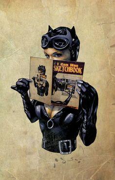 2010 Sketchbook back cover  by *gattadonna