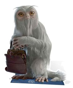 Demiguise from Fantastic Beasts and Where to Find Them Lifesize Cardboard Cutout / Standee / Stand Up