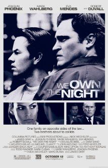 We Own The Night (2007) A New York nightclub manager tries to save his brother and father from Russian mafia hit men.