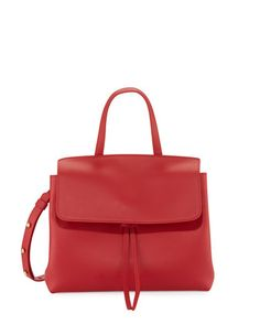Vegetable-Tanned+Leather+Mini+Lady+Bag+by+Mansur+Gavriel+at+Bergdorf+Goodman.
