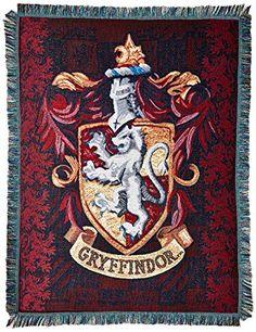 Northwest Harry Potter,Gryffindor Shield Woven Tapestry T... https://www.amazon.com/dp/B00BT17XQI/ref=cm_sw_r_pi_dp_U_x_r-zeBb6D1HE1B