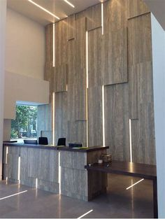 Best Place to find hotel lobby design Lobby Interior, Office Interior Design, Interior Lighting, Modern Interior, Lighting Design, Interior Architecture, Modern Furniture, Foyer Lighting, Sign Lighting
