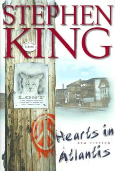 """Sometimes you think you can see around corners, and maybe you can.""  Hearts in Atlantis - Stephen King"