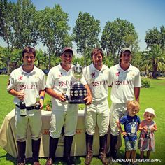 The team #Silex (K. Shakib, A. Taranco, S. Cernadas y F.Serra) won the #torunament Memorial Manuel de Prado y Colón de Carvajal, which ended last Sunday at the courts of Puente de Hierro of Santa María Polo Club. #PoloSotogrande