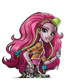 marisol monster high | ... número fonte http www monsterhigh com pt br characters marisol coxi