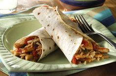 15-Minute Chicken Soft Tacos Recipe - Healthy Living Kraft Recipes