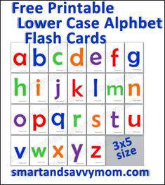 7 best images of printable lower case alphabet flash cards letter lower case alphabet flash cards printable lower case alphabet cards and alphabet upper