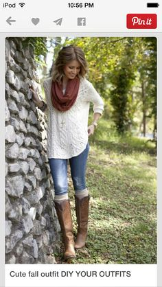 Fall outfits Boots