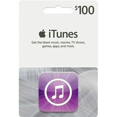 $100 Apple Itunes Gift Card, Computers & Electronics, US-Nationwide  http://searchpromocodes.club/100-apple-itunes-gift-card-computers-electronics-us-nationwide-9/