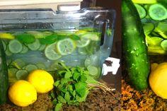 Retrouver un ventre plat avec une recette 5 fois plus hydratante que l'eau!