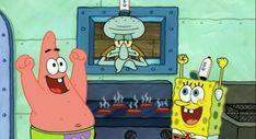 Spongebob Cartoon, Spongebob Memes, Spongebob Squarepants, Pixel Drawing, Movie Pic, How To Start Yoga, Wallpaper Iphone Cute, Best Friends Forever, Disney Cartoons