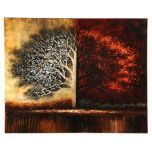 Tree of Life Canvas Print | Kirkland's - Just purchased this for our livingroom...my favorite piece yet :)