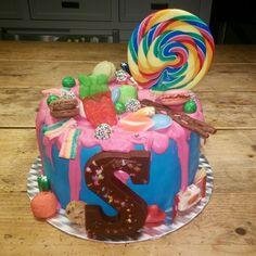Snoepjestaart / Candycake