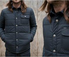 Cass Snap Jacket   by Brixton