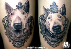 Lovely Bully Tattoos