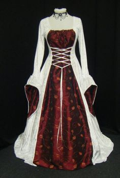 Medieval Renaissance Wedding by camelotcostumes,+$189.00