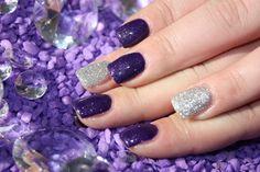 Wedding Nail Designs: Purple Nail Designs For Weddings ~ Nail Designs Inspiration