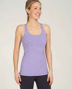 I'll take one in every color thank you!.  Cool racer tank from Lululemon
