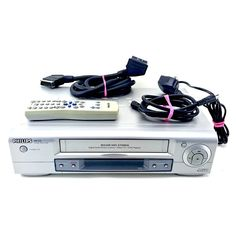 PHILIPS VR-530 Nicam Hi-fi Stereo VHS video recorder NTSC PAL playback VGC Mp3 Player, Vr, Best Deals, Ebay