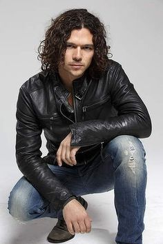 Luke Arnold...He is from Black Sails and also I just watched him play Michael Hutchence in the movie: Never Tear Us Apart: The Untold Story of INXS. Absolutely AMAZING!!! And he is GORGE!!