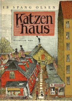 Katzenhaus * Ib Spang Olsen Braumüller