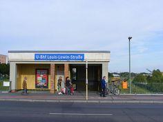 Berlin Hellersdorf, U-Bahnhof Louis-Lewin-Str. | Flickr – sludegulper