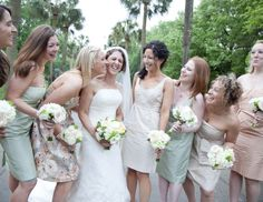 Ask Them What They want to Wear. A Happy Bridesmaid is a Beautiful Bridesmaid and a Beautiful Bridesmaid makes for Beautiful Photos. - EJ
