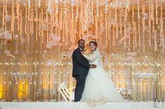 Real Weddings: Aaliya & Altaaf (NMJ Islamic Centre)