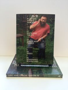 Ai Wei Wei Works 2004-2007 Book - Located at the San Antonio Museum of Art - Museum Shop!