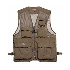 Tectop Men's Polyester Khaki and Army Green Colors Waterproof Vest Fishing Waistcoat. Adventure Outfit, Adventure Clothing, Fishing Jacket, Fishing Tournaments, Slip And Fall, Fishing Outfits, Cool Things To Buy, Stuff To Buy, Buying Wholesale