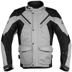 2016 Acerbis Creek Jacket - Black Grey Motocross 21ae77dd809a9