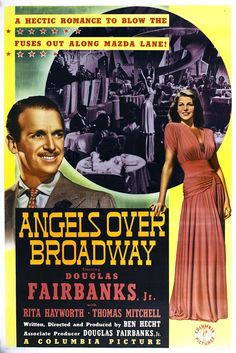 Angels Over Broadway - 1940