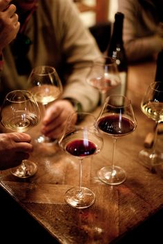 How Not to Embarrass Yourself Ordering Wine: Great tips on how to not panic when ordering wine - and maybe even sound pretty knowledgeable!