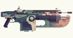 Epic Armory: Lancer by Justin Mezzell