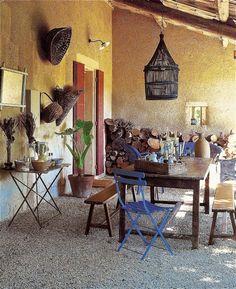 The Garden of Siki de Somalie, Provence, France – Image by Barbara & René Stoeltie