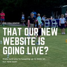 Golf is a game for everyone! Check out our upcoming events! You can find out more about them on our new website that is now live! Make sure you're checking to see our new look! Please share with your friends. Golf Training, Training Center, After School, High School, Golf Now, Athletic Scholarships, Indian River County, Vero Beach Fl, Golf Lessons