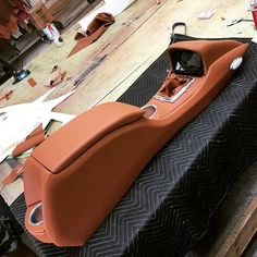Foam Progress on the C/10. #c10 #autoupholstery #custom #leather #custominterior #relicateleather #interiorsbyshannon #madeinamerica #madebyricky #c10crew #c10club #c10talk #c10nation