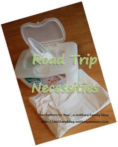 Organizing The Road Trip