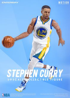 c0d0d5f804e4 1 9 Motion Master Pieces Stephen Curry by ENTERBAY Official which invites  you to experience